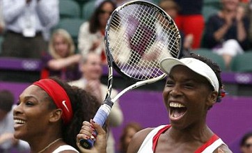 Serena and Venus Williams clinch third Olympic doubles gold at London 2012