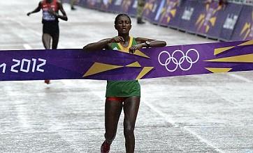 Tiki Gelana's streets ahead in Olympic marathon as Mara Yamauchi's day ends in tears