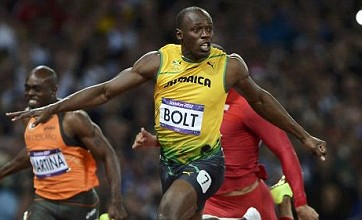 Usain Bolt dashes to record 100m Olympic gold in 9.63 seconds