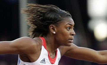 Perri Shakes-Drayton through to hurdles semis to underline medal credentials