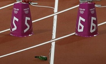 Man charged over bottle thrown on to track before Usain Bolt's 100m gold