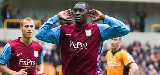 Emile Heskey, former Aston Villa striker