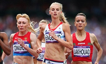 Hannah England, Lisa Dobriskey and Laura Weightman all through to 1500m semi-finals