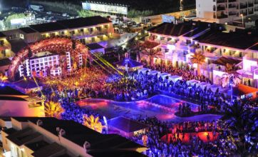 Is Ibiza's hedonistic Ushuaia Hotel the most hi-tech on the planet?