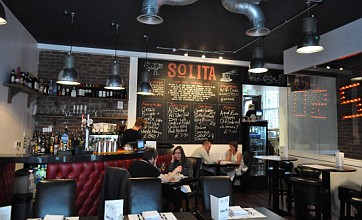 Solita is buzzy and chaotic but rather underwhelming