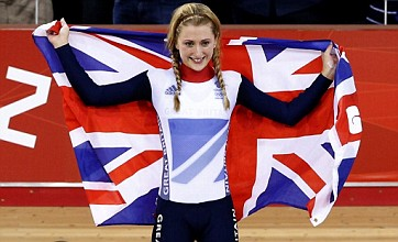 Chris Hoy and Laura Trott help Team GB end track cycling on a high