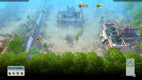 Cannon Fodder 3 (PC) – war has definitely been more fun