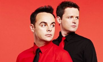 Ant and Dec face criticism as Wonga strikes deal with Red Or Black?