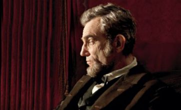 Daniel Day-Lewis transformed into Abraham Lincoln in first official still