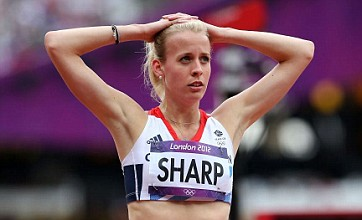 Lynsey Sharp shakes off selection worry to make 800m semi-finals