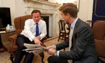 Beach volleyball 'keeping David Cameron awake at night'