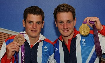 Alistair and Jonny Brownlee reveal London glory fuelled by pies and pizza