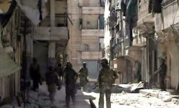 Syria: Troops bombard rebels in Aleppo as new PM appointed