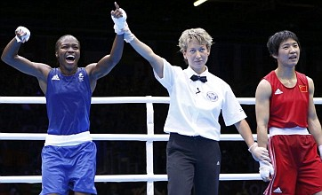 Nicola Adams makes history as first Olympic women's boxing champion