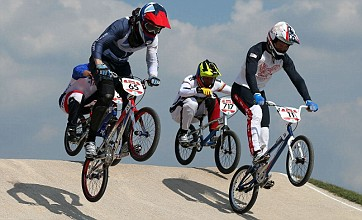 Liam Phillips happy to hang in there with BMX gold medal hopefuls