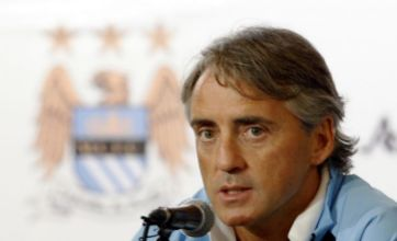 Roberto Mancini left frustrated by Man City's sudden spending cut