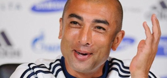Football Community Shield Chelsea Roberto Di Matteo