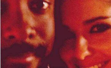 Cheryl Cole teases Twitter fans with cosy Will.i.am snap