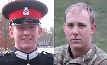 Tributes paid to two British soldiers killed in Afghanistan