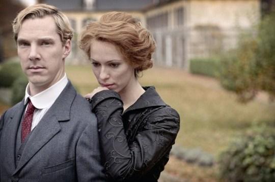 Parades End, Benedict Cumberbatch