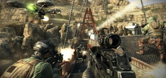 Call Of Duty: Black Ops II multiplayer preview- world first