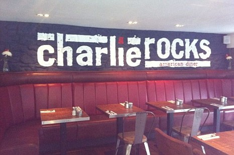 Charlie Rocks, restaurant review