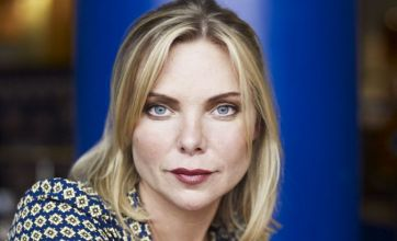 Who Do You Think You Are? saw Sam Womack flex her acting muscles