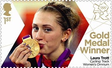 Royal Mail to extend gold medal stamps scheme to Paralympic Games