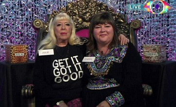 Julie Goodyear and Cheryl Fergison pass Celebrity Big Brother soaps task