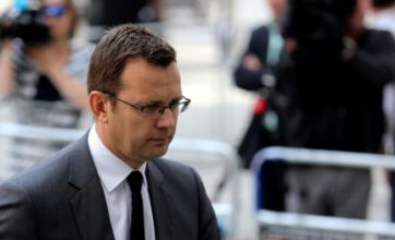 Andy Coulson among seven in court over phone hacking