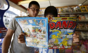 The Dandy comic to go online only from December, DC Thomson says
