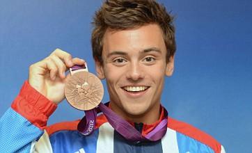 Olympic bronze medallist Tom Daley strikes gold in Spanish exam