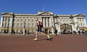 Triathlon round town gives a whole new view of London