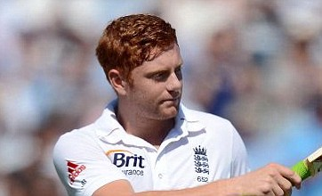 Jonny Bairstow falls five short of Test century as England post 315 all out