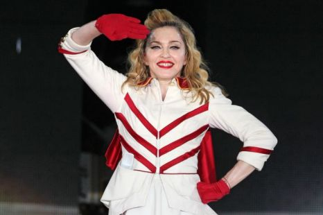 Madonna, Pussy Riot