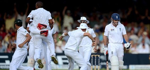 Sport Cricket England South Africa