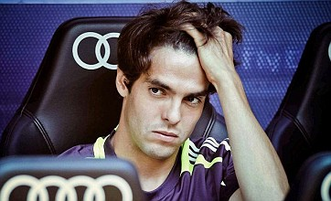 Kaka offered to Manchester United on a season-long loan from Real Madrid