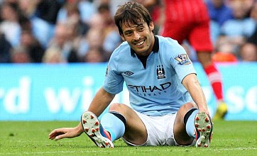 David Silva fears injury will rule him out of FA Cup semi-final with Chelsea