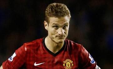 Nemanja Vidic confident Manchester United will bounce back from Everton defeat