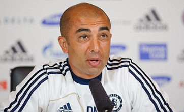 Roberto Di Matteo wary of Reading's threat to Chelsea