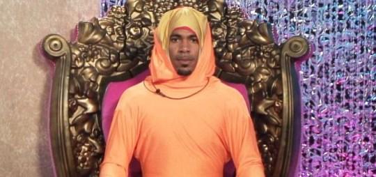 MC Harvey, Celebrity Big Brother