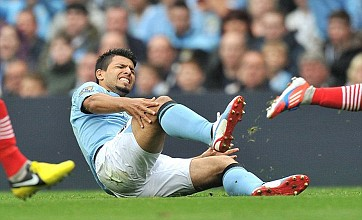 Sergio Aguero and Gareth Barry give Manchester City double fitness boost