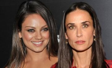 Mila Kunis 'offers Demi Moore an olive branch in awkward phone call'