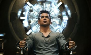 Colin Farrell: We should be comparing Total Recall to The Dark Knight