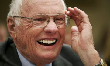 Neil Armstrong, the first man on the moon, dies aged 82