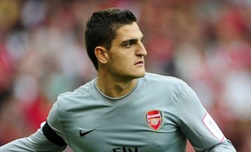 Vito Mannone makes shock start at Stoke as Arsenal suffer injury crisis