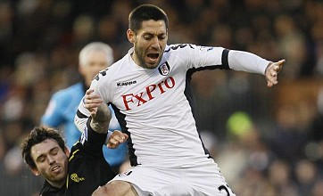 Clint Dempsey nearing Sunderland switch as talks with Fulham continue