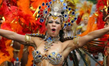 Stabbings can't ruin spirits as Notting Hill Carnival draws to colourful close