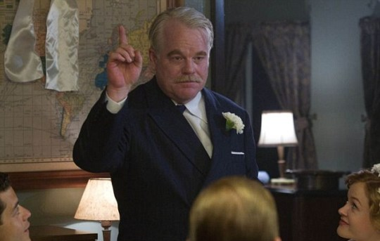Phillip Seymour Hoffman, The Master