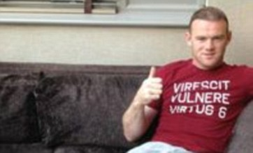Wayne Rooney lays down Latin rallying cry over long-term leg injury